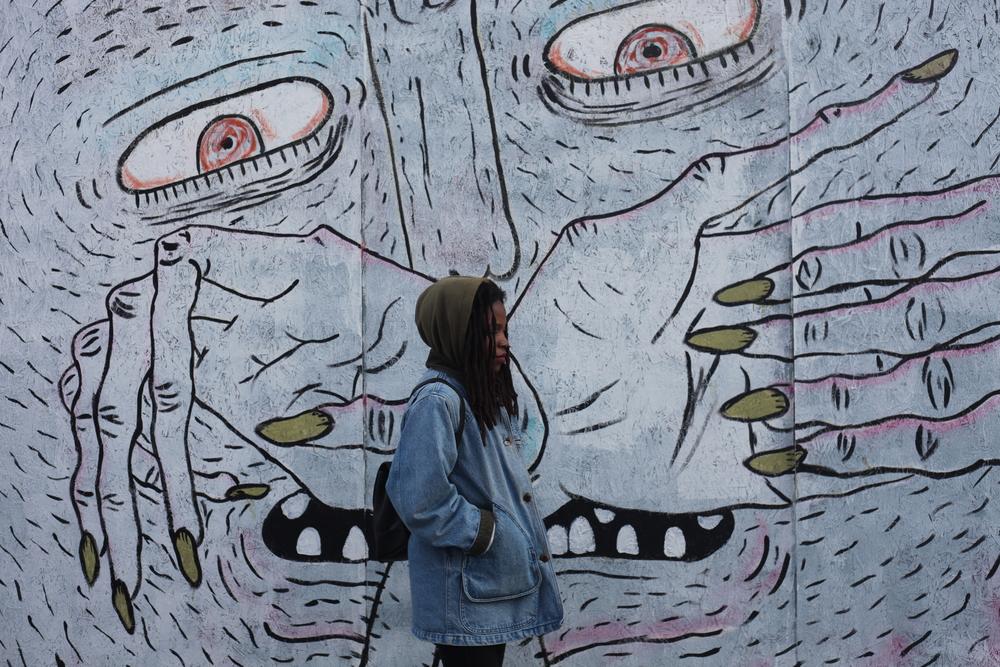 Melinda, Brooklyn 2014