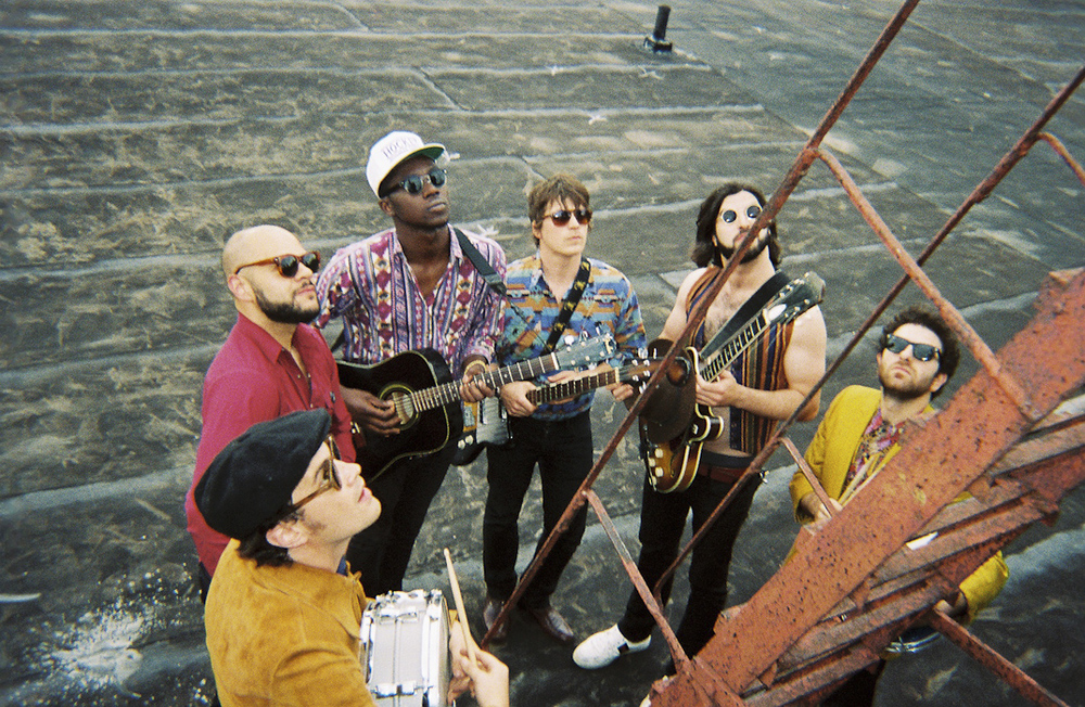 Theophilus London and the Budos Band, Brooklyn 2012