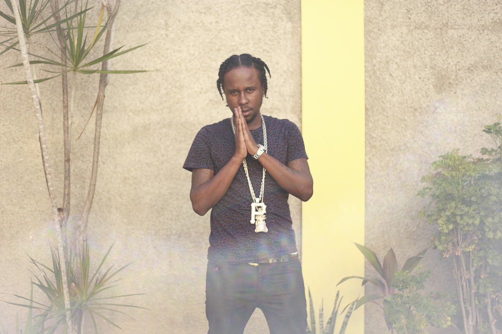 Popcaan, Jamaica 2014