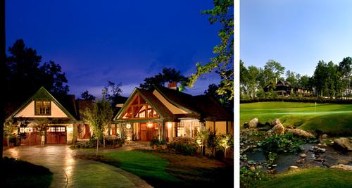 Golf Magazine Dream Home — Beck Architecture, Inc.