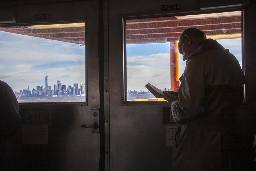 Reading at the ferry - Ph by Neshi Galindo.jpg