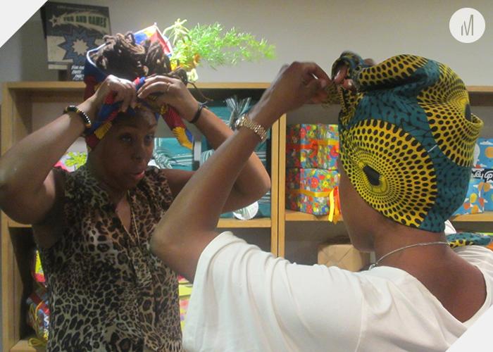 Akhu Designs - Head wraps