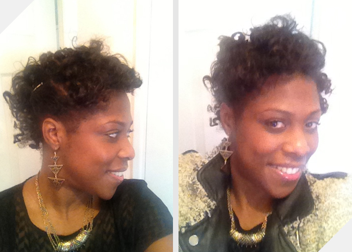 Bantu Twist Out / April '13
