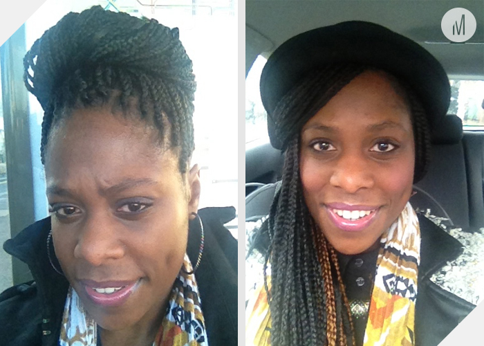Box Braids / Sept - Dec '12