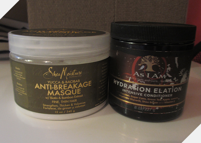 My favourite deep conditioners