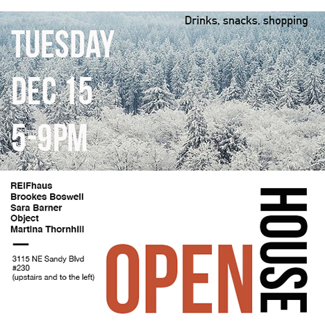 Brookes Boswell open house