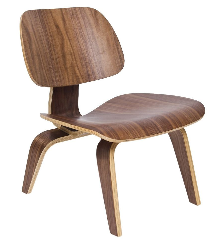 "The Eames Plywood or ""Potato Chip"" Chair"