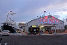 Joe Patti's Seafood- a destination place for many tourists