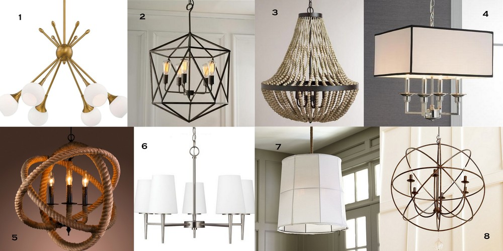 I went with the wheels instead 3a design studio for Best dining room light fixtures