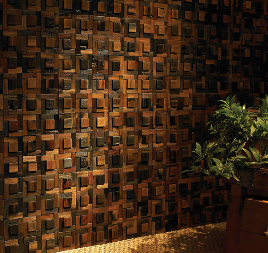 Images Via Natural Mosaic TIles