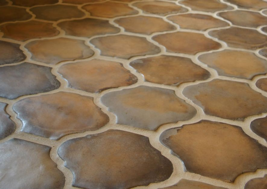 Terra cotta tiles 3a design studio for Carrelage monocouche tunisie