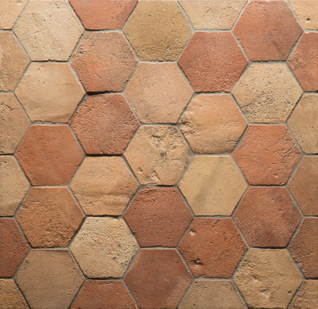 Terra Cotta Tiles 3a Design Studio