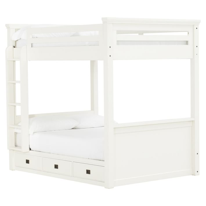 PB Teen Oxford Bunk Bed