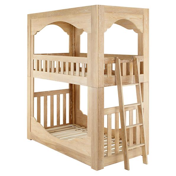 Land of Nod Terrace Bunk Bed