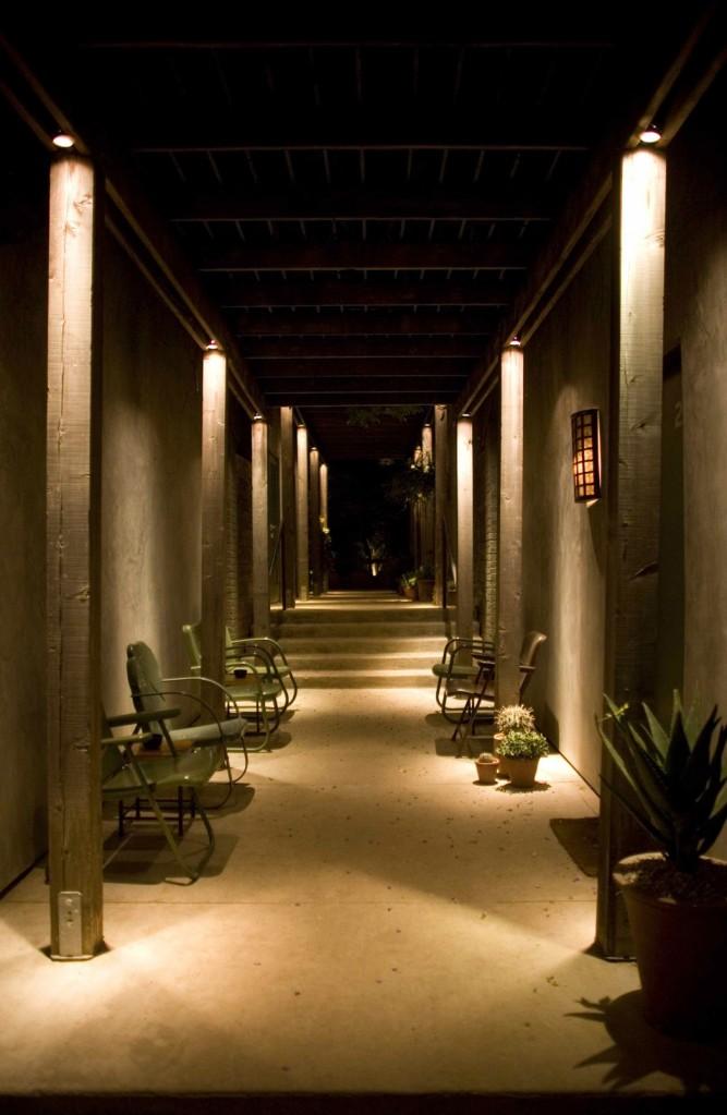 Hotel Exterior Wall Lights : Hotel San Jose, Austin TX 3A DESIGN STUDIO