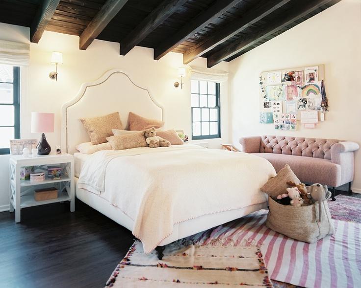 Get the Look Estee Stanley Girl39s Bedroom