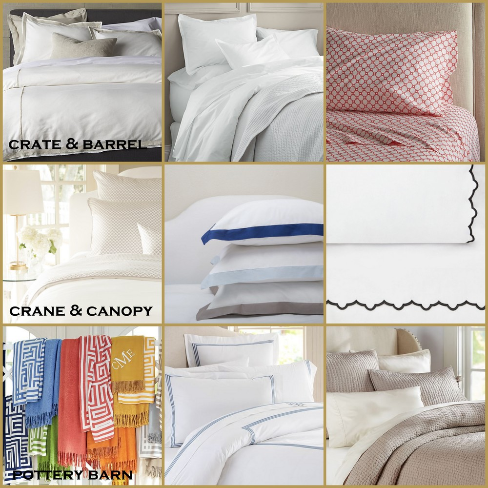 Best bedding sources by 3A Design Studio
