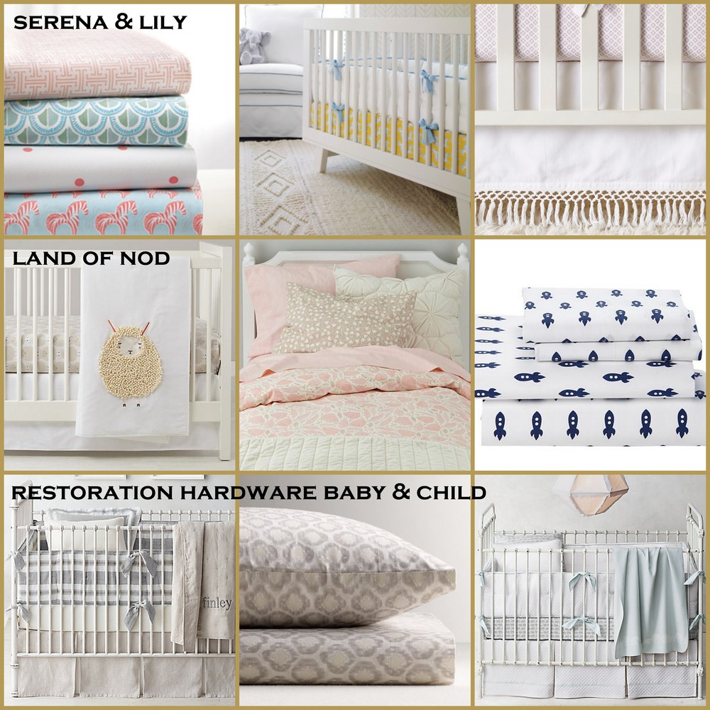 favorite kid bedding sources by 3A Design Studio
