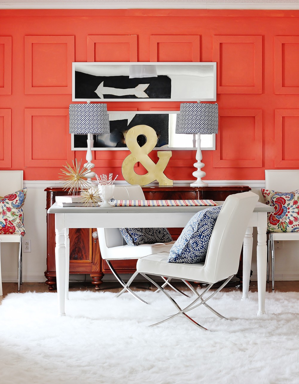 Sherwin Williams 2015 Color of the year- SW Coral Reef