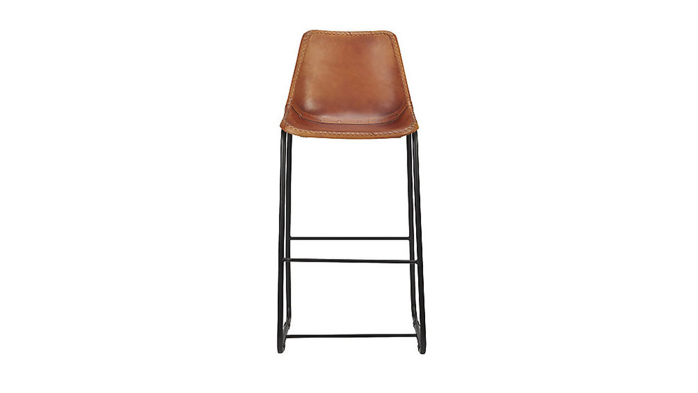 CB2 Roadhouse Bar Stool