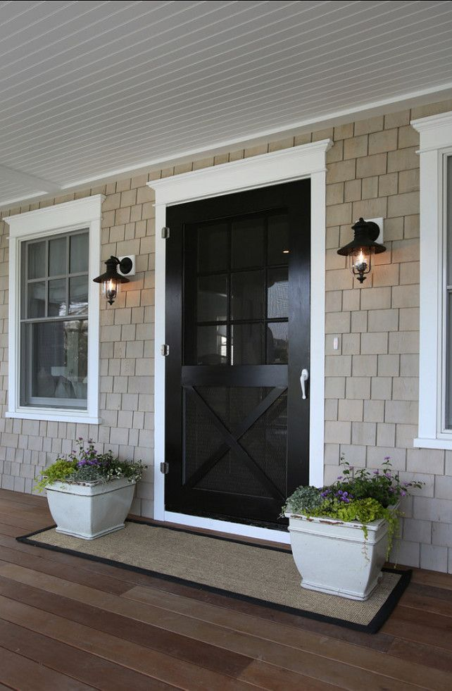 Favorite Black Doormats — 3A DESIGN STUDIO