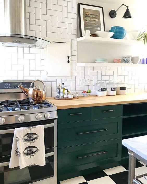 Favorite Deep Green Cabinet Colors 3a Design Studio