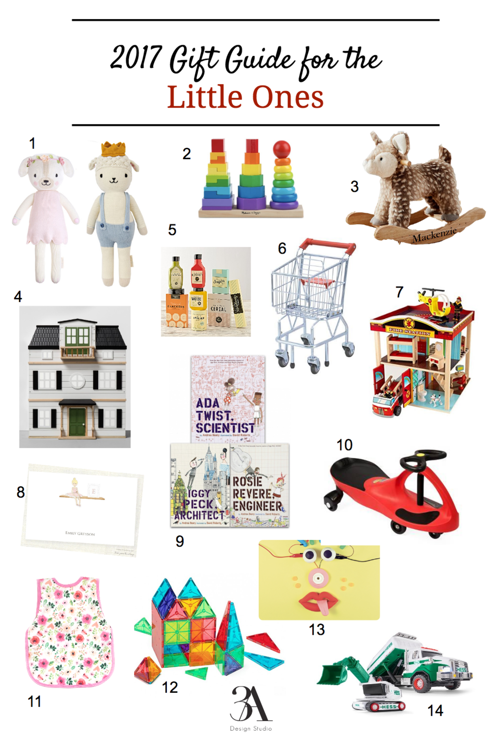 2017 gift guide for kids 3a design studio