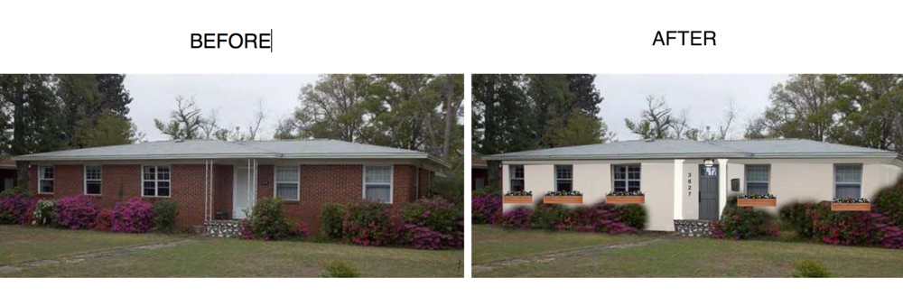 painted brick exterior before and after makeover 3a design studio.png