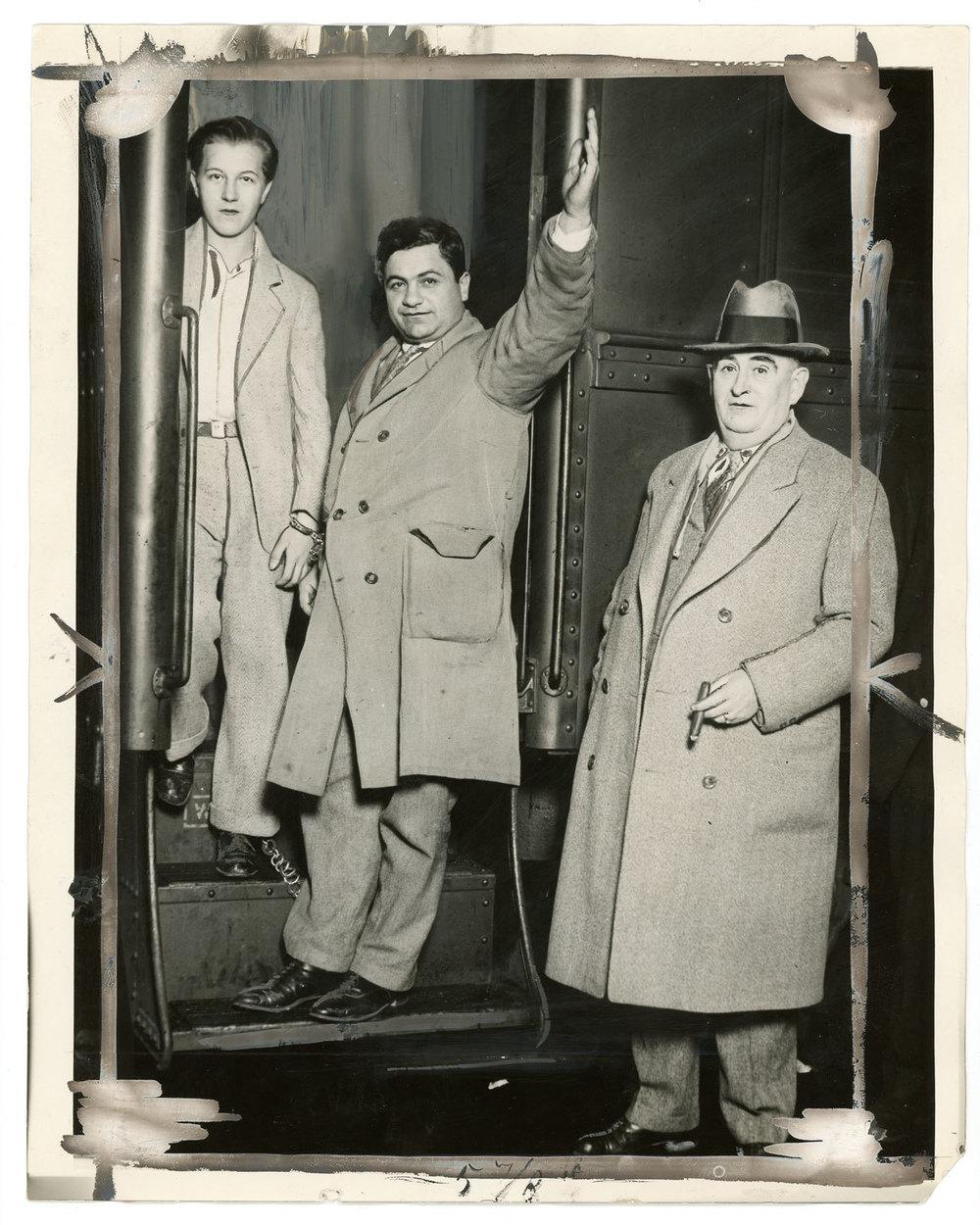 bad guys, 1929