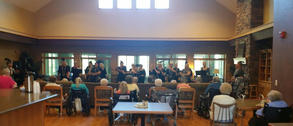 gracewood senior singles 115 reviews of 31 assisted living facilities in saint paul,  and every single day is filled with things to do  at gracewood, .