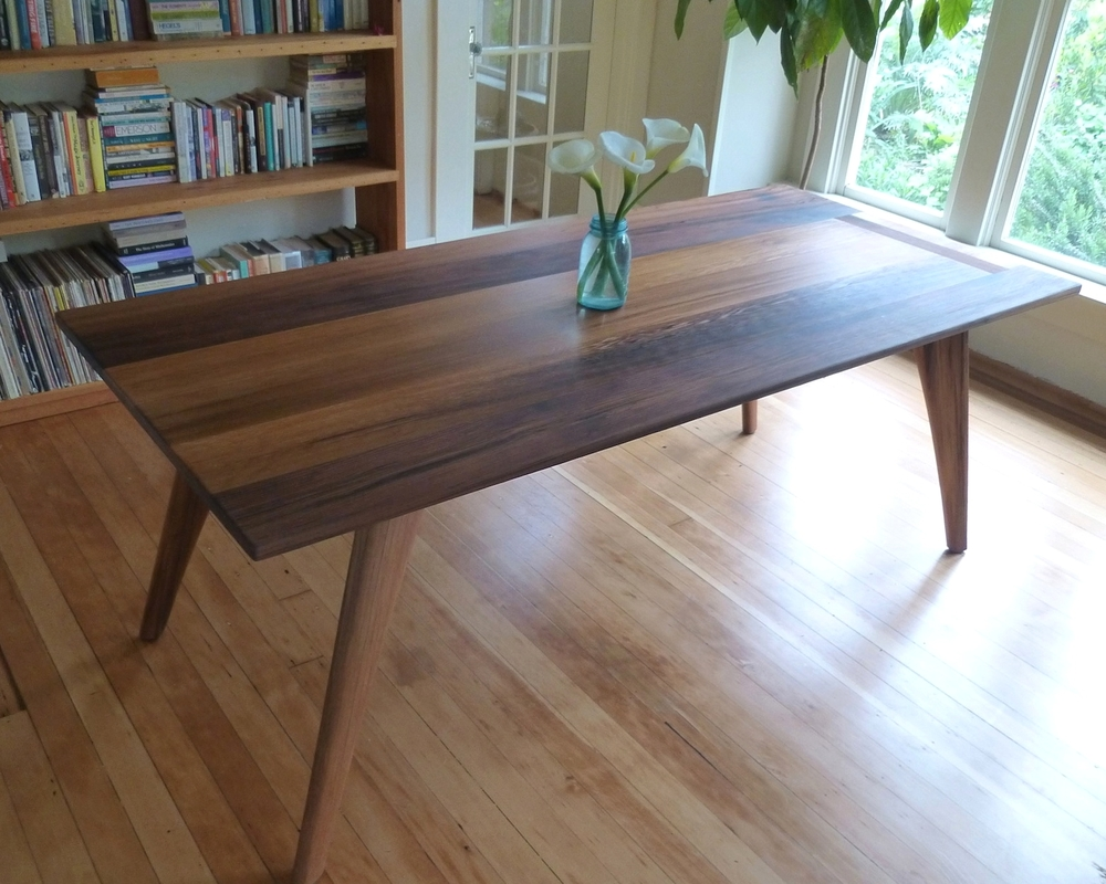 Ordinaire RECLAIMED REDWOOD Table