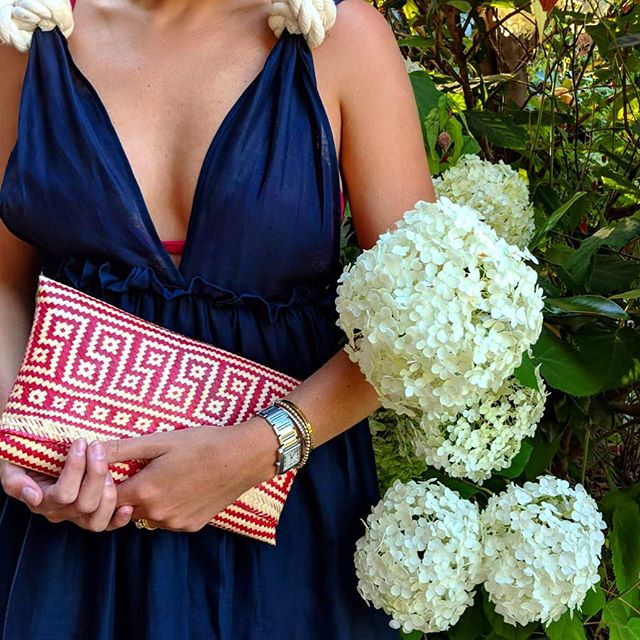 New clutches, available exclusively at next week's Made In: MEXICO pop up @baana.co | July 25-29
