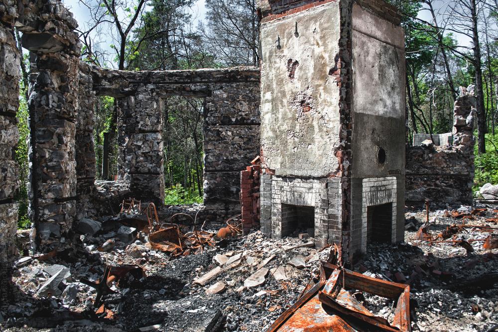 Former Haunted Mansion