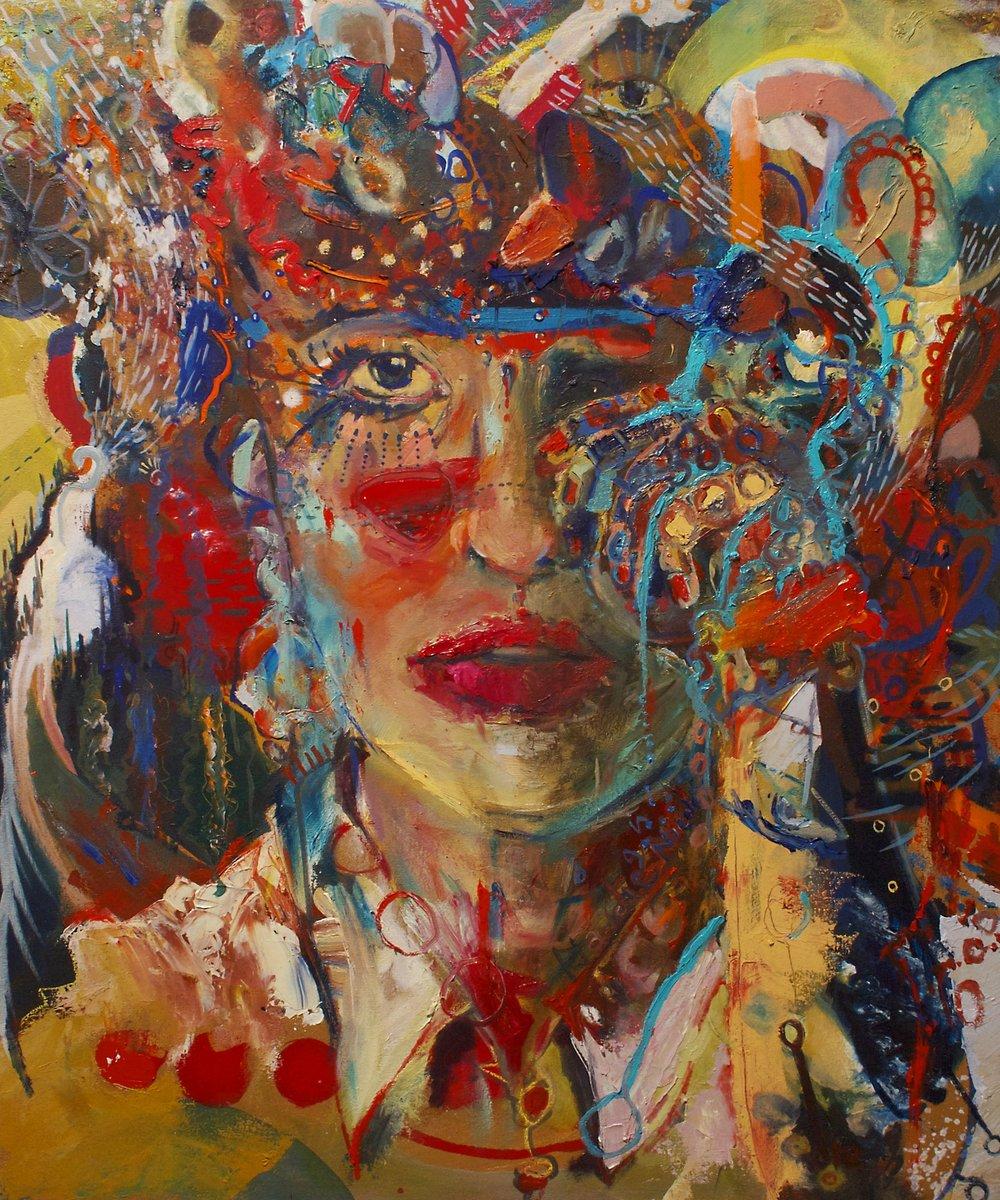 paintings — andie nicole palynchuk