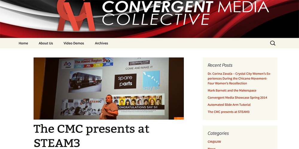 The Convergent Media Collective