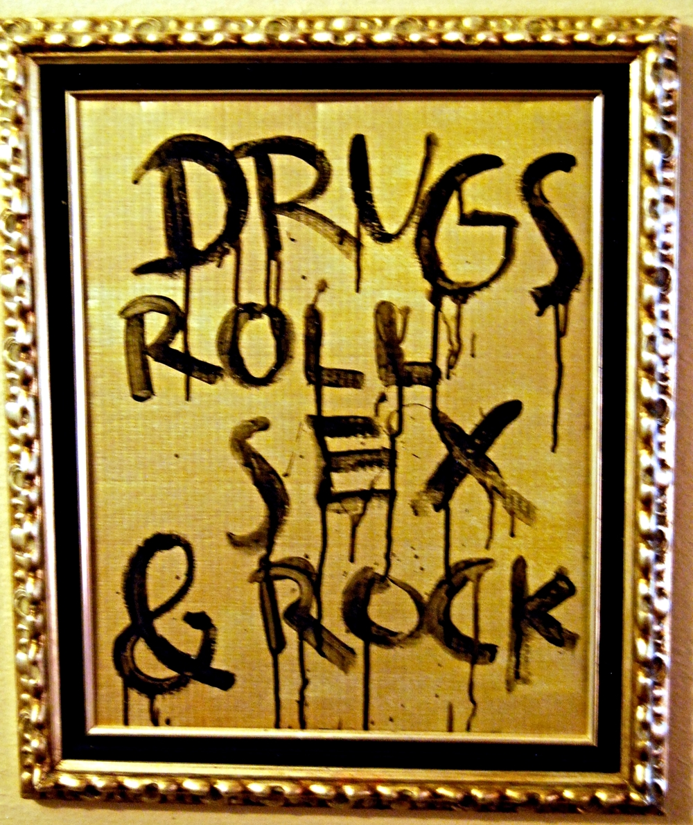 drugs roll sex & rock