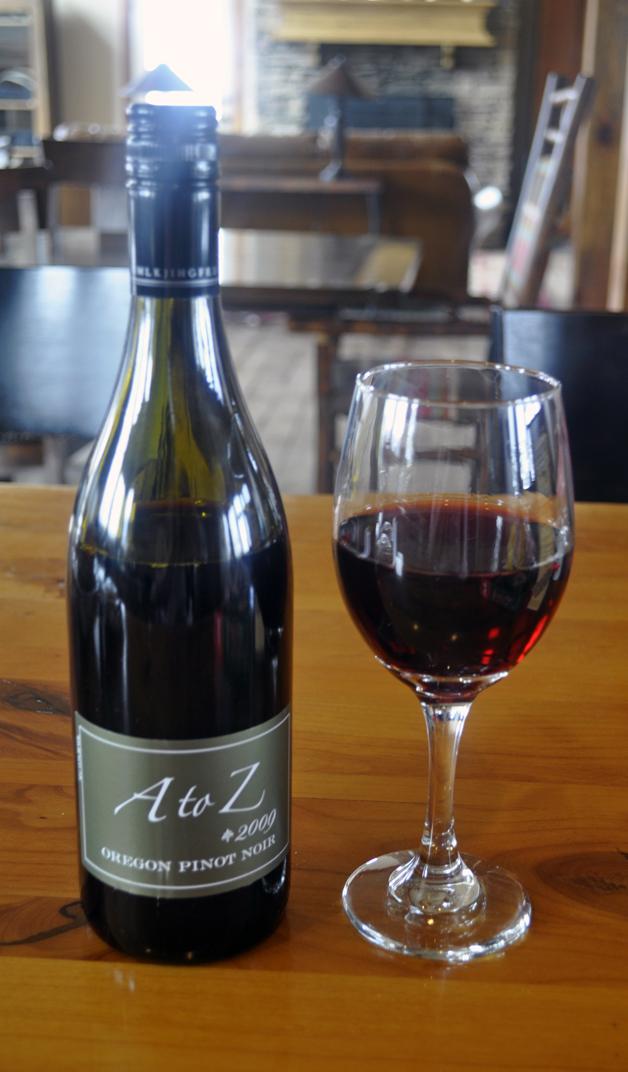 a to z wine