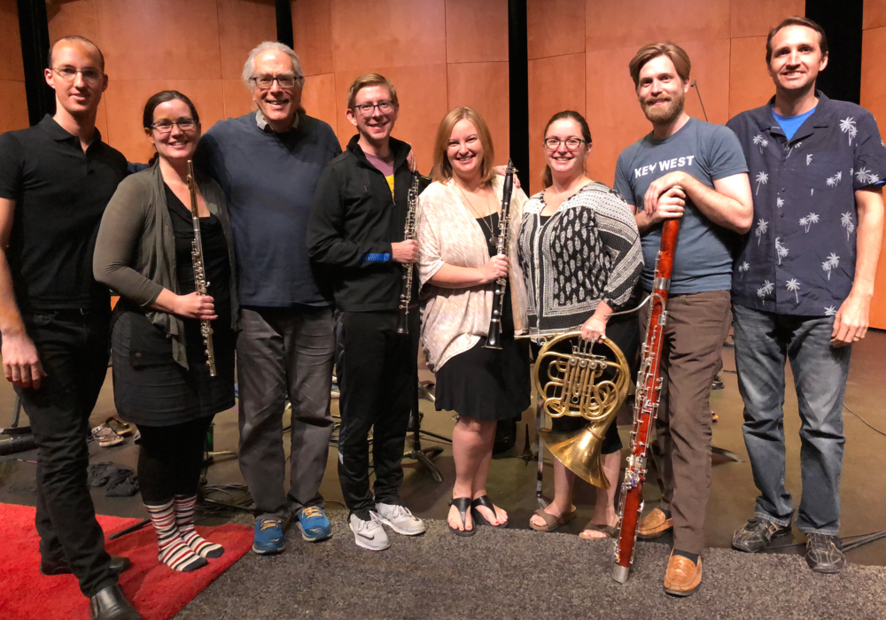 After our last notes were recorded: Robert V. Springer, Monica Sauer Anthony, John Steinmetz, Nikolaus Flickinger, Katherine Palmer, Rose French, Thomas Breadon and Nathan James.