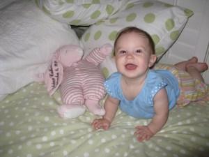 Sabrina Miller - Four Months Old