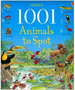 Usborne Animals to Spot
