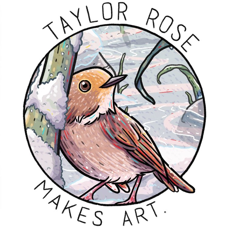 Taylor Rose Makes Art