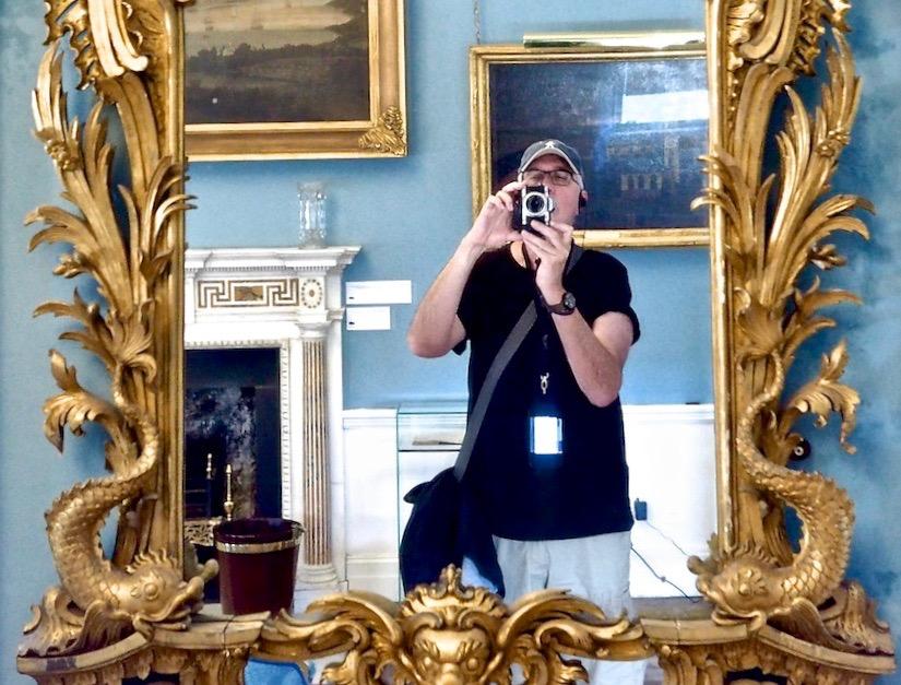 The Nimble Photographer, circa 2014, Europe.