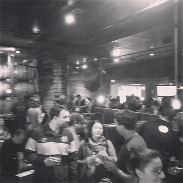 #savestrange (at Rackhouse Pub)