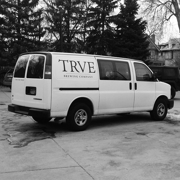 The Fury Whip - now creepin' the streets of Denver. (at TRVE Brewing Co.)