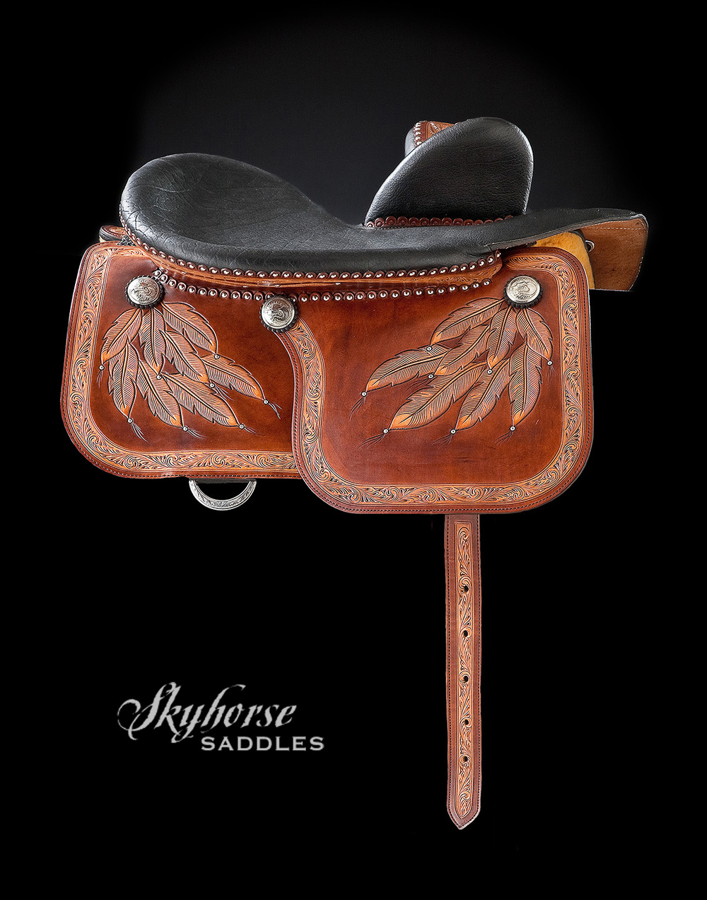 Feather Sidesaddle Click a thumbnail for a slideshow