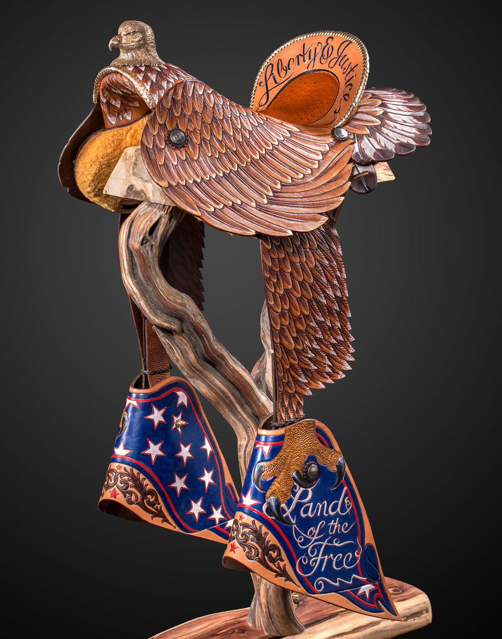 "Skyhorse Collection - ""Golden Eagle"""