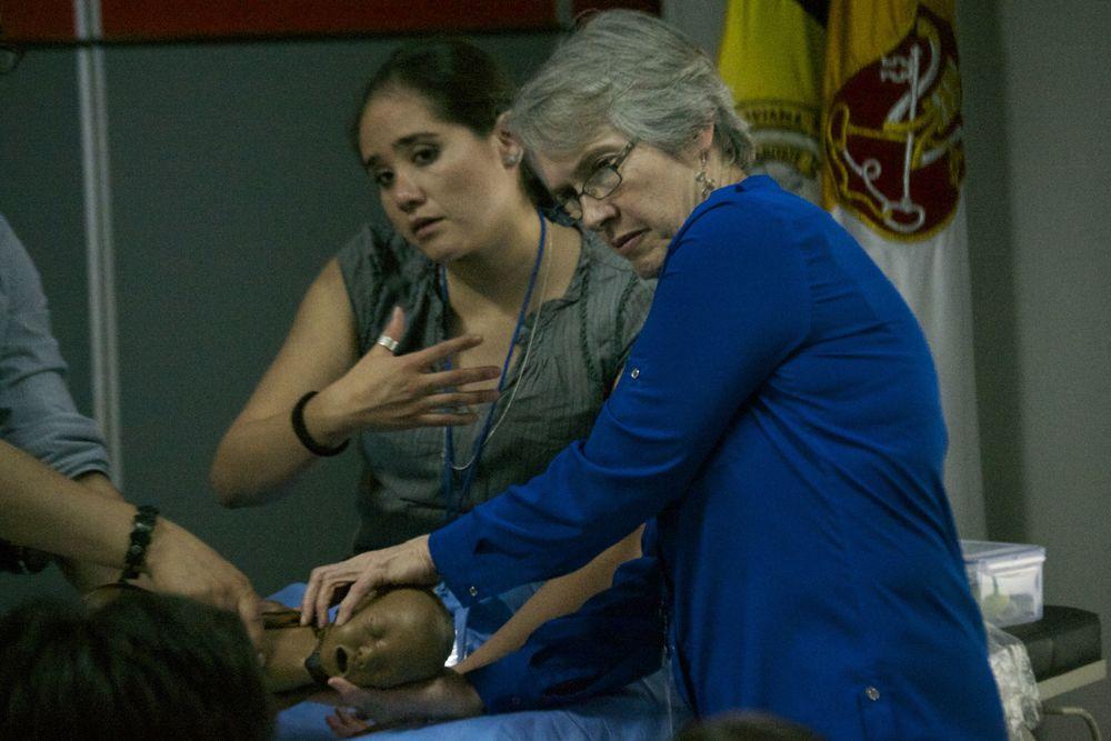 Dr. Joan - Difficult Delivery Workshop 2014