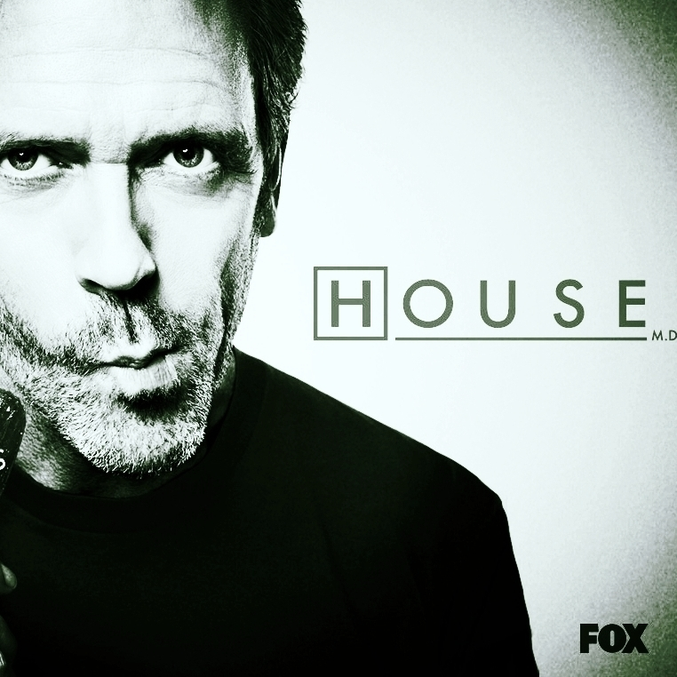 House theme -Massive Attack   I quoted on two theme songs in the summer of 2004. A Kinks song for a little show called about a Pennsylvania paper company, which didn't stick... and this one. Which ran for 8 seasons.  I love this song, but I cannot abide Dr. House's bedside manner. Plus, he's too reckless!