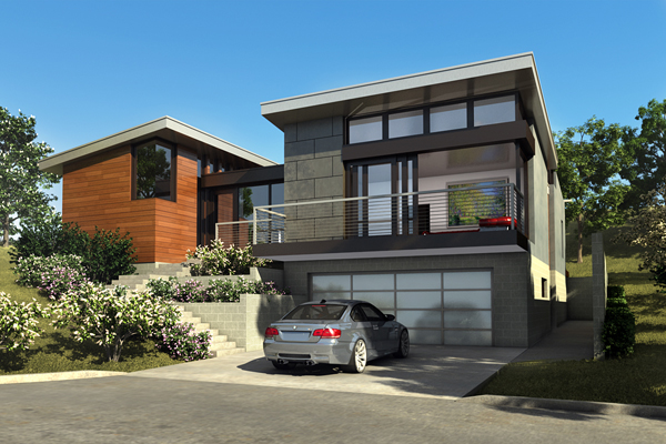 Resume point of departure architecture for Modern homes san diego