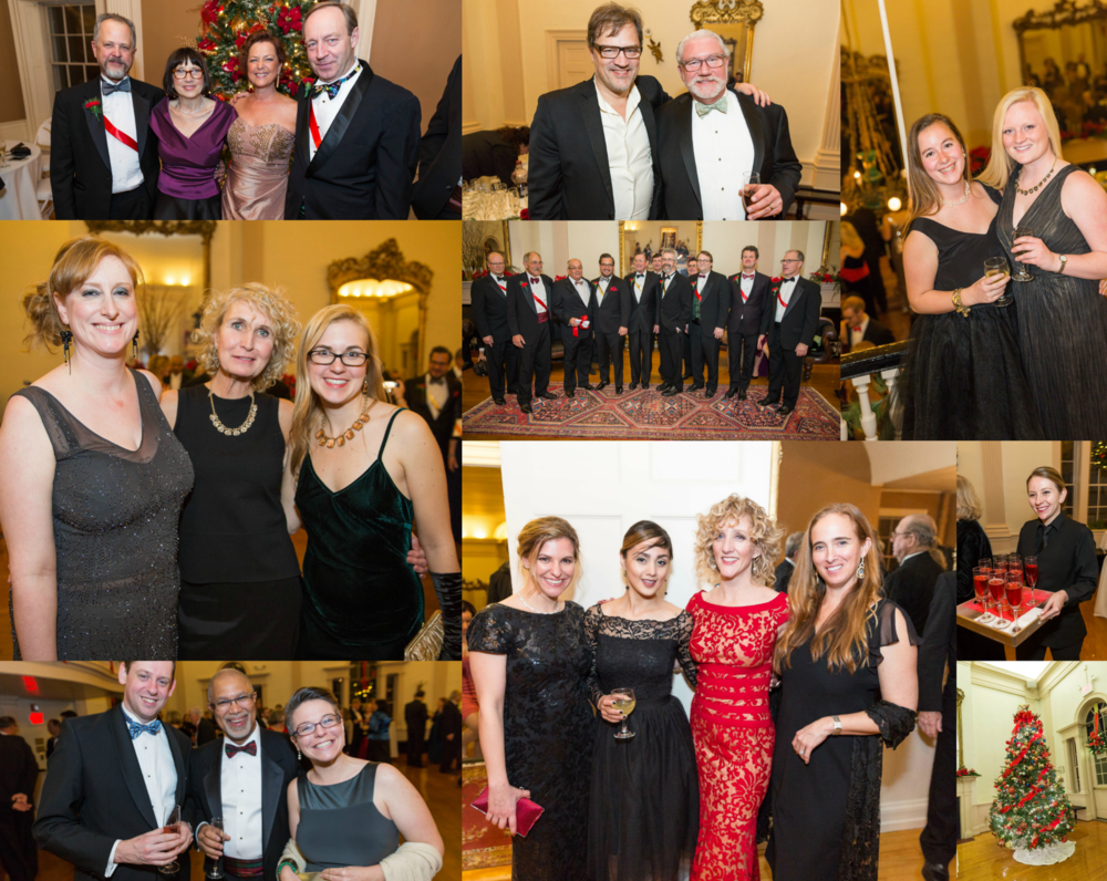 Hamilton Hall Winter Ball 2015
